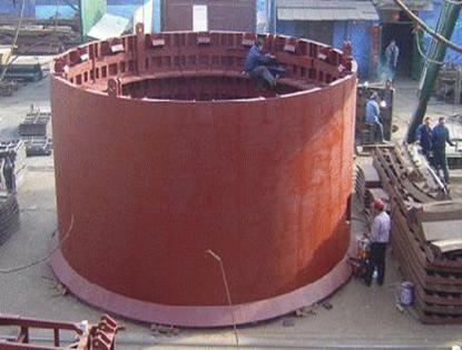 Shaft Sinking Structures Amp Equipment